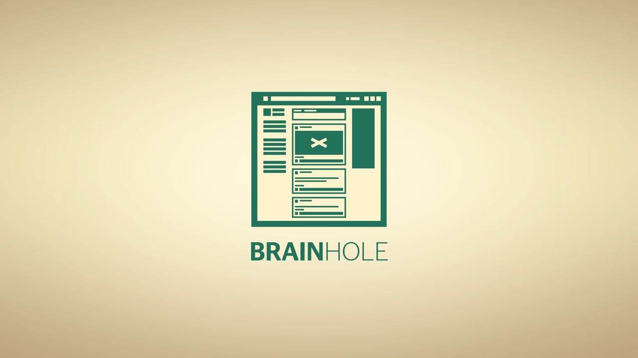 Brain Hole Logo